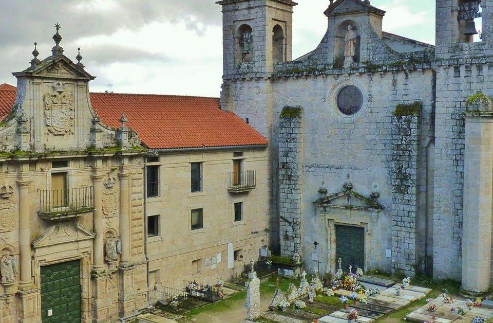 Santo Estevo de Ribas de Sil (Ribeira Sacra)