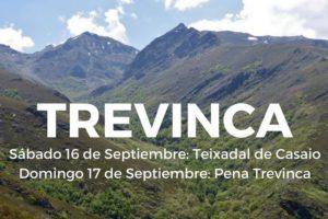 Senderismo Pena Trevinca + Teixadal de Casaio