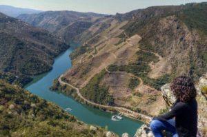 15 miradores fantásticos para asomarte al Cañón del Sil
