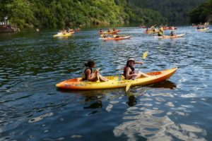 Ribeira Sacra do Miño: Senderismo + Kayak