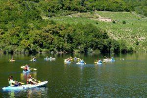 Canón do Sil: Senderismo + kayak (Ribeira Sacra)