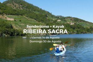 Senderismo + kayak (Ribeira Sacra)