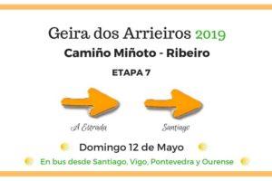 Etapa7: Geira Arrieiros (Camiño Miñoto)