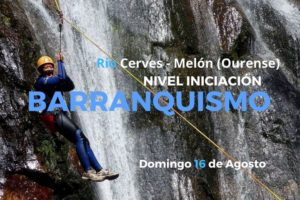 Barranquismo (Iniciación): Pozas de Melón